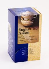 Čierny čaj English Assam bio porc. darč. 30 g