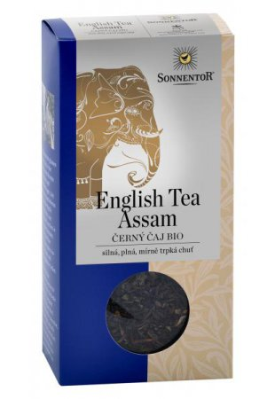 Čierny čaj English Assam bio syp. 95g