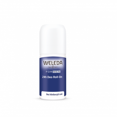 Deo Roll-On Men 24h Weleda