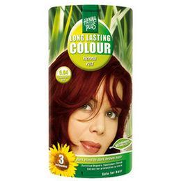 Dlhotrvajúca prírodná farba na vlasy - Červená henna 5.64  71dd13aa150