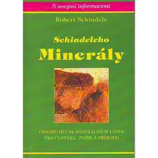 Kniha Schindeleho minerály ako darček