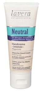 Krém na ruky Intensive Neutral Lavera