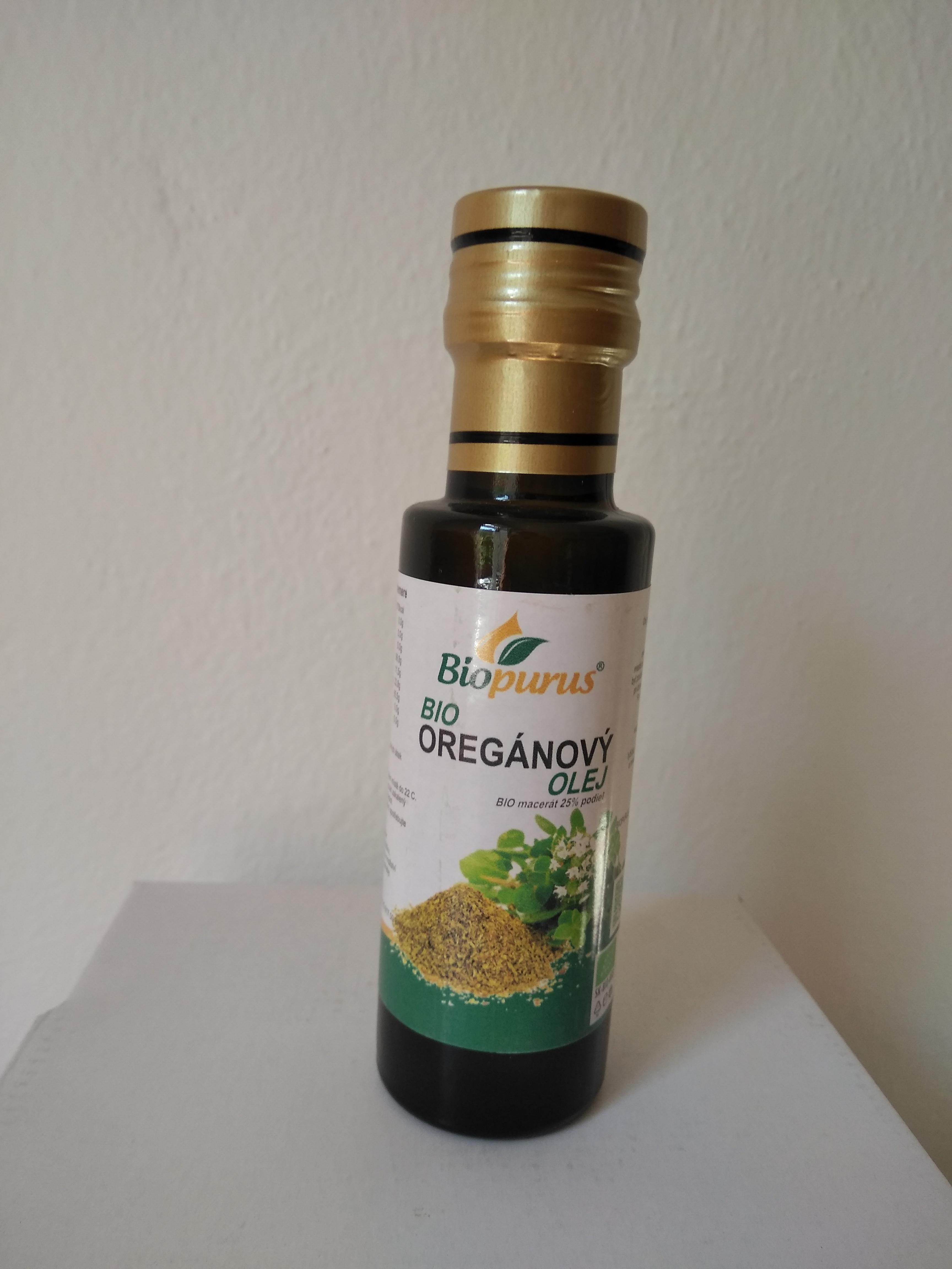 e34b17f66 Oreganový olej bio 25% 100 ml