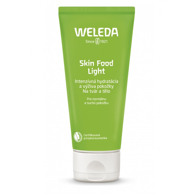 Pleťový krém Skin Food Light WELEDA 75 ml